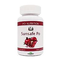 Thực phẩm chức năng viên uống Nature Gift PO Nutrition Sun Safe (60 viên/hộp)