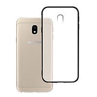 Ốp lưng Samsung Galaxy J3 Pro - Bề mặt nhám chống vân tay, lưng cứng, viền TPU dẻo - 02025 - Hàng Chính Hãng