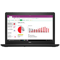 Dell (DELL) Latitude 3490 14-inch business notebook (i3-7020U 4G 500G HD Win10H 1 year home)