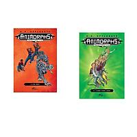 Combo 2 cuốn sách: Animorphs- ngươi hóa thú tập 9: Bí mật + Animorphs: cuộc xâm lược tập 1