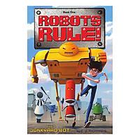 Robots Rule Series #1: The Junkyard Bot