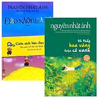 Combo Đảo Mộng Mơ + Tôi Thấy Hoa Vàng Trên Cỏ Xanh (Bộ 2 Cuốn)