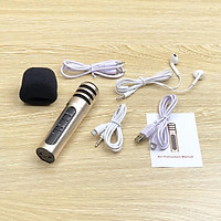 Micro karaoke livestream C7