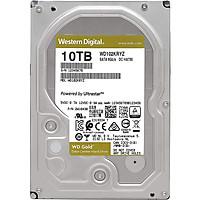 Ổ cứng Desktop WD HDD Gold 10TB WD102KRYZ - Hàng Chính Hãng