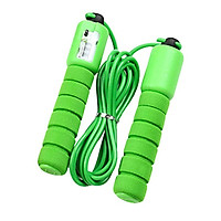 Jump Rope w/ Counter Adult Boxing Exercise Workout Counting Skipping