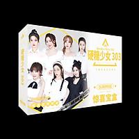 Hộp quà tặng A5 BONBON GIRLS 303 Sáng tạo doanhcó poster postcard bookmark