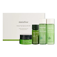 Set Dưỡng Da Trà Xanh Innisfree Green Tea Special Kit EX (Mẫu Mới)