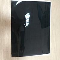 1m2 Phim cách nhiệt cửa sổ Hàn Quốc  màu đen sẫm Anygard CDR – BK 20