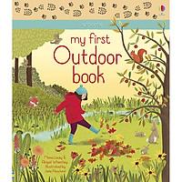 Sách Usborne my first Outdoor book