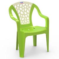 Ghế bành 2 màu lớn Duy Tân No.466 (49.3 x 45.3 x 68.3 cm) Giao màu ngẫu nhiên