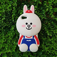 Ốp Silicon Hình Thỏ Cho Iphone 7 / 8