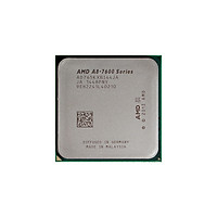 AMD A8-Series A8-7650K CPU FM2+ 3.3GHz Quad-Core CPU Desktop Computer Processor (Used/Second-hand)