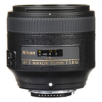 Ống Kính Nikon AF-S 85mm F/1.8G - Hàng Chính Hãng