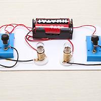 Đồ chơi khoa học - Học cách lắp ráp mạch điện song song