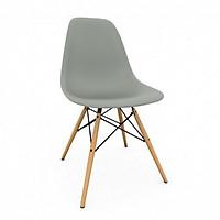 Ghế nhựa chân gỗ E2