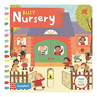 Cambell Fush Full Slide Series: Busy Nursery