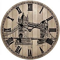 Đồng hồ treo tường phong cách cổ MS 21