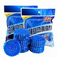 Viên thả vệ sinh bồn cầu 30 viên tẩy sạch vết bẩn diệt khuẩn khử mùi nhà vệ sinh