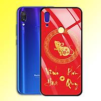 Ốp Lưng Mạ Màu Vàng Ánh Kim cho điện thoại Xiaomi Redmi Note 7 Pro - 0371 7987 MOUSE07 - Vinh Hoa Phú Qúy - Hàng Chính Hãng