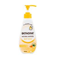 Sữa tắm kháng khuẩn Betadine hương mật ong Manuka chai 500ml