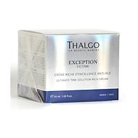Kem tái tạo ngăn ngừa lão hóa da Thalgo Ultimate Time Solution Rich Cream 50ml