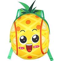 Ba Lô Mẫu Giáo Tropical Fruit-Pineapple B-12-090 Vàng