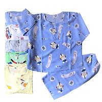 Combo 2 bộ quần áo trẻ em Tole, lanh tay dài cho bé trai