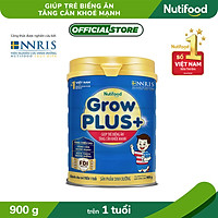 Sữa bột GrowPLUS+ trên 1 tuổi Xanh 900g