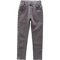Baby Girls Fashion Pencil Pants  Kids Jeans Clothes Cotton Denim Stretch Waist Slim Skinny Pants