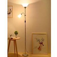 Đèn cây đứng KEJINA trang trí nội thất phòng khách, phòng ngủ phong cách Châu Âu hiện đại