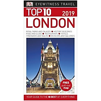 DK Eyewitness Top 10 London