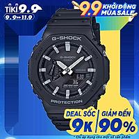 Đồng hồ nam dây nhựa Casio G-Shock chính hãng GA-2100-1ADR