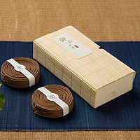Jiayintang sandalwood incense indoor incense with a light milky fragrance 40 single plate