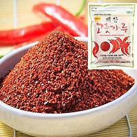 Ớt Bột Hàn Quốc Làm Kim Chi, Tokbokki Gói 200g + Tặng Hồng Trà Sữa (Cafe) Maccaca 20g