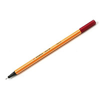 Bút lông kim Stabilo Point 88 - 0.4mm - Màu đỏ sẫm (88/50)