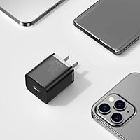 Củ sạc nhanh Baseus 30W, Củ sạc Baseus Si 30W, Củ sạc Baseus Super Si Quick Charger 30W dùng cho iPhone/ Samsung/ OPPO... (30W, Type C, PD/ QC3.0 Quick charger) - Hàng chính hãng