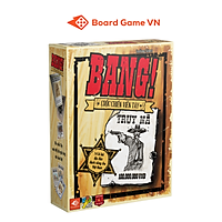 Bộ BANG - Cuộc Chiến Viễn Tây - Boardgame VN