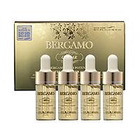 Tinh Chất Chống Oxy Hoá Từ Trứng Cá Muối Bergamo Caviar High Potency Ampoule 4 Set (Hôp 4 Chai)