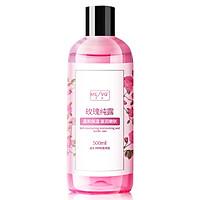 Nước hoa hồng tự nhiên Damascus Bulgary tinh khiết dưỡng ẩm và thu nhỏ lỗ chân lông MEJVG 500ml