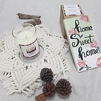 Nến thơm hương thiên nhiên Candle Cup – Holiday - Hội An – Bouquet
