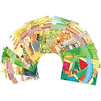 Combo 12 Cuốn: Bộ Tủ Sách Rèn Nhân Cách Sống Cho Trẻ