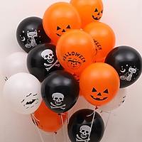 50 bong bóng cao su in hình Halloween