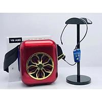 Loa bluetooth karaoke  YS-A30 kiểm trợ giảng , kèm 2 míc