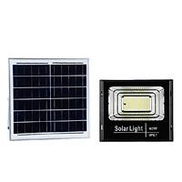 Đèn Năng Lượng Mặt Trời Công Suất 40W - Tiêu chuẩn IP67 Chống Thấm Nước, Có Remote