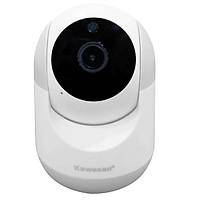 Camera IP Wifi Không Dây Xoay Thông Minh Kawasan IPC02 Full HD1080P - Hàng Chính Hãng