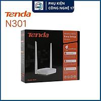 Bộ phát wifi Tenda 2 Râu N301- cục phát wifi,mở rộng sóng,điểm truy cập - Hàng Chính Hãng