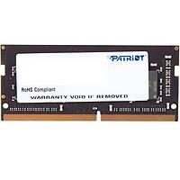 RAM Laptop DDR4 Patriot 8GB Bus 3200 SODIMM - Hàng Nhập Khẩu