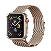 Ốp Apple Watch Series 4 44mm SPIGEN Liquid Crystal - Hàng Chính Hãng