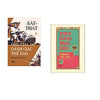 Combo 2 cuốn sách: Sát Thát & Ông Cha Ta Đánh Giặc Thế Nào + Việt Nam vận hội
