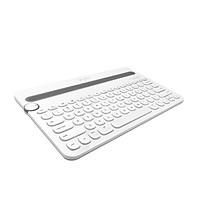 Bàn Phím Bluetooth Logitech K480 - Hàng Nhập Khẩu - Trắng